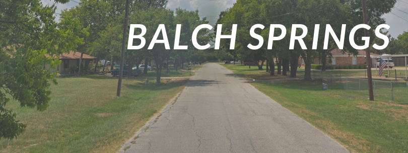 Balch Springs Car Accident Lawyers