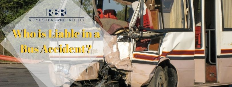 Who is liable in a bus accident? - Reyes Browne Reilley